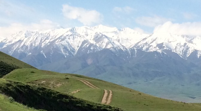 Random Ramblings from Kyrgyzstan